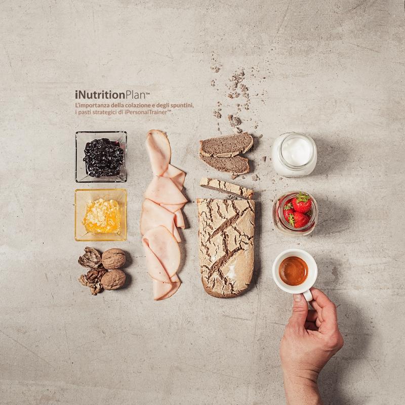 La Colazione e gli Spuntini iNutritionPlan™. I pasti strategici.
